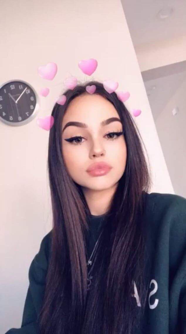 Girl snapchat SoVIP