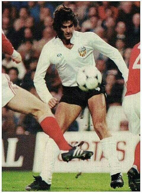 """Mario Kempes #elMatador #NoDigaGolDigaKempes """"El mejor jugador de fútbol que vi en mi vida"""""""
