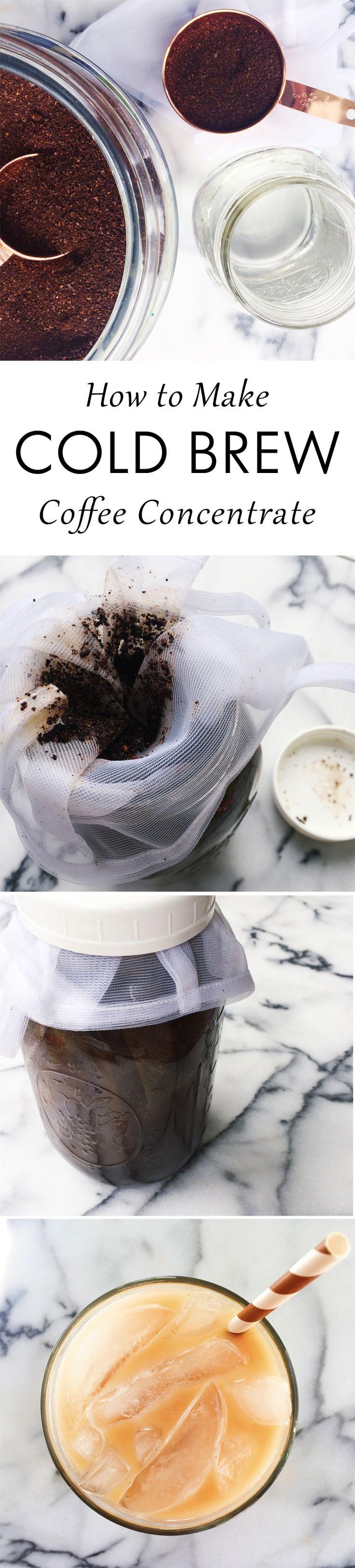 Ihren eigenen kalten Kaffee zuzubereiten ist eigentlich ganz einfach. Alles was Sie brauchen ist ein maso …