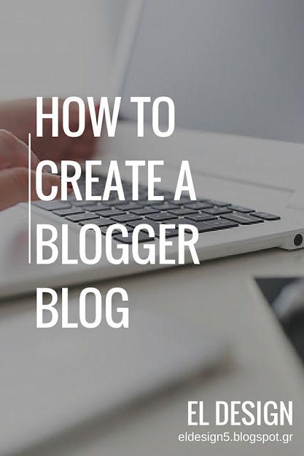 Πως δημιουργώ blog ΔΩΡΕΑΝ