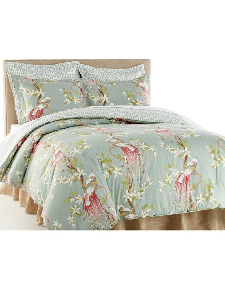 Nina Campbell At Stein Mart Paradiso Comforter Set