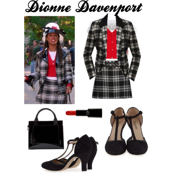 Cher In Clueless Designer Dresses