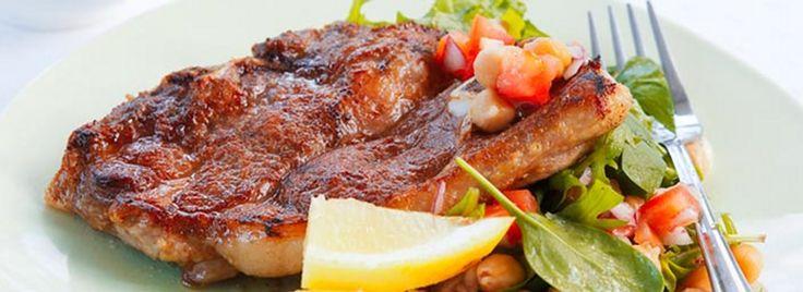 """""""Marokkaanse Lamskoteletten met Overheerlijke Kruiden Recept"""" """"Vlees Rec...  https://www.youtube.com/user/MaharajaXpress"""