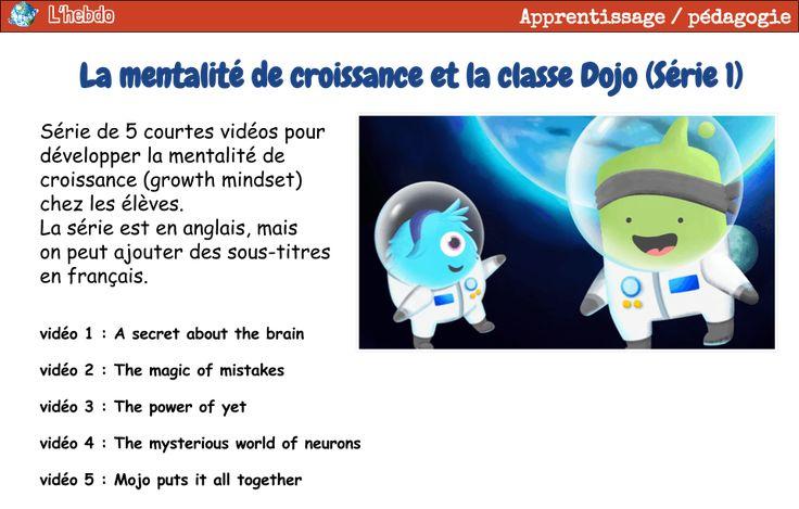 TOUCH cette image: La mentalité de croissance et la classe Dojo - série 1 by Joël Charlebois