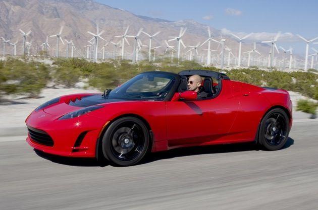 tesla roadster | Tesla Roadster to reappear in 2014