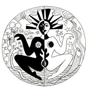 Pachamama Symbol