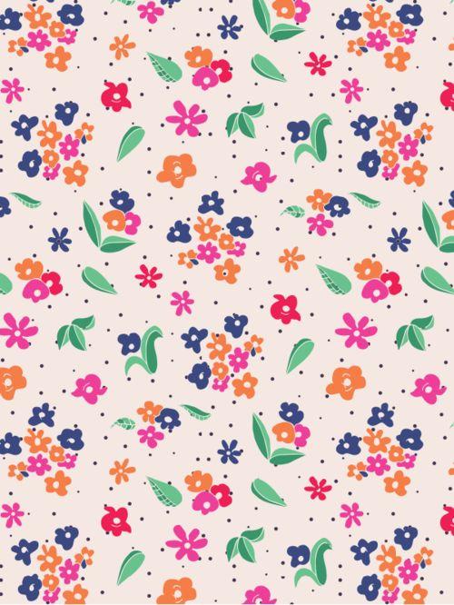 Estampa Felicidade - por Patrícia Capella patriciacapella.com/felicidade.php (Estampaholic)