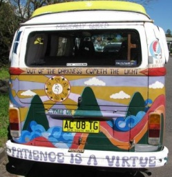 Own and drive a piece of artwork! 1978 VW Kombi Campervan For Sale