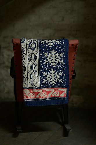 Ravelry: Fire årstider pattern by Pinneguri