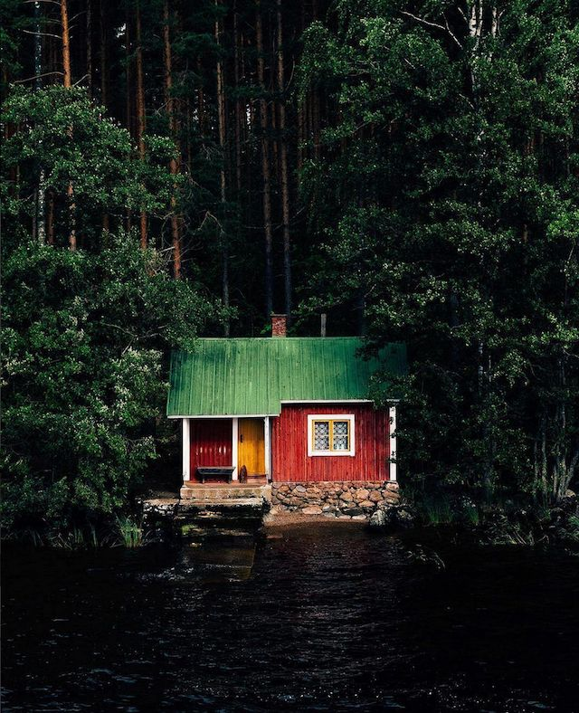 My Scandinavian Home - Best of 2016 - a little red house.