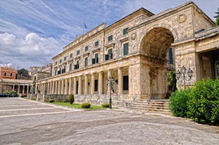 Museum of Asian art of Corfu by George Theodorakopoulos