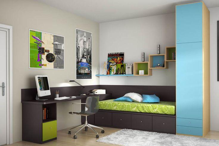 Best 25 armarios juveniles ideas on pinterest cama - Dormitorios juveniles en barcelona ...