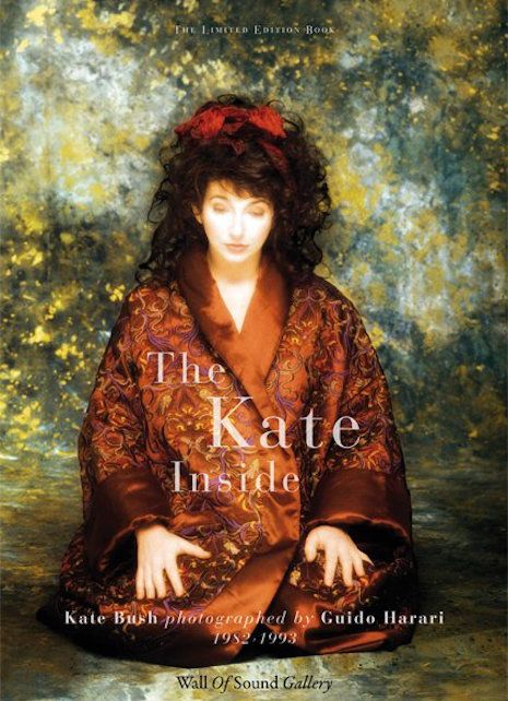 'The Kate Inside': New book has never-seen photos of Kate Bush | Dangerous Minds