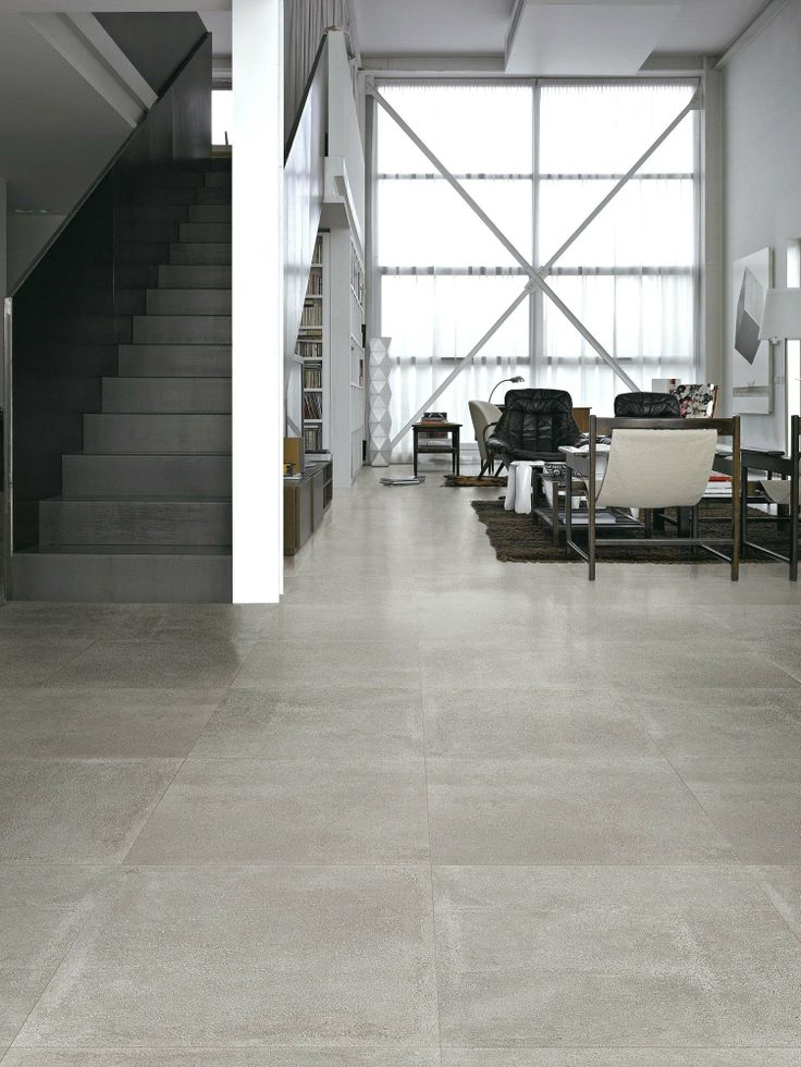 Gulv i betong