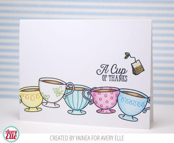 Best Avery Elle Images On   Handmade Cards