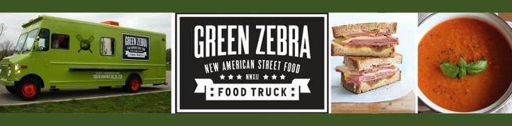 Green Zebra Food truck that can be found in the Metro Detroit area. I need to find them...they make a cheddar soup using Oberon beer with pretzel croutons! Holy delicious...