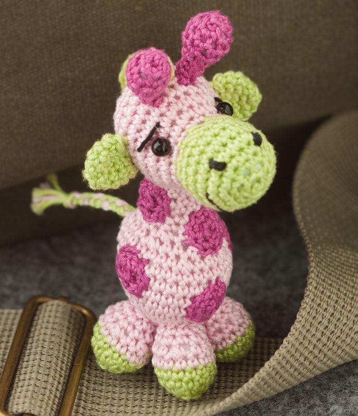Giraffe Gisela