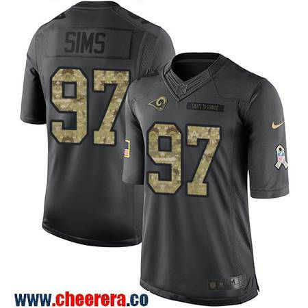 24cbf28e1 ... Blue Team Color NFL Jersey http Chris Long in St Louis Rams v  Jacksonville Jaguars Mens Los Angeles Rams 97 Eugene Sims Nike Limited  Robert Quinn Navy ...