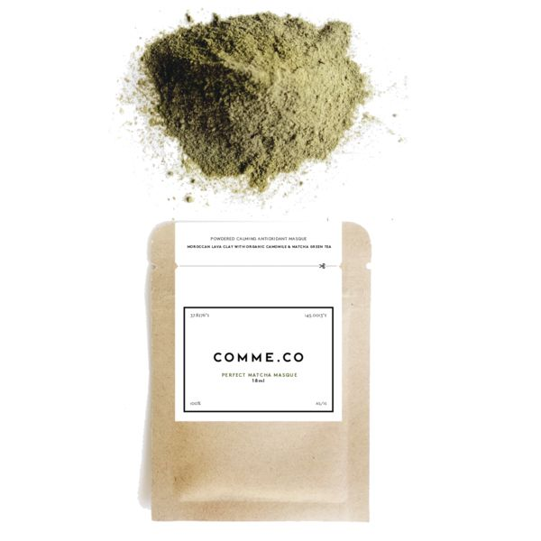 Perfect Matcha Masque by Comme.co from www.paperplanestore.com