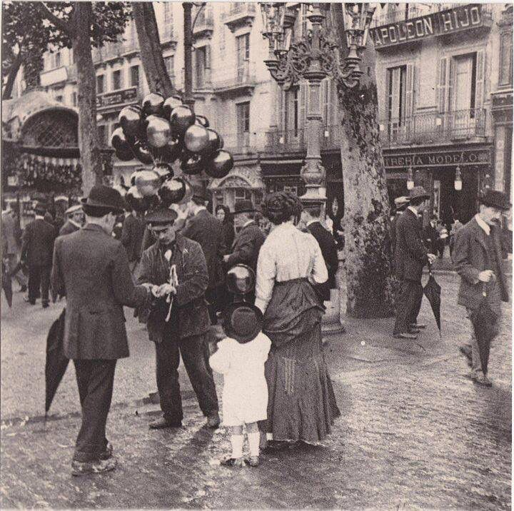 M s de 1000 ideas sobre postales antiguas en pinterest - Trabajo fotografo barcelona ...