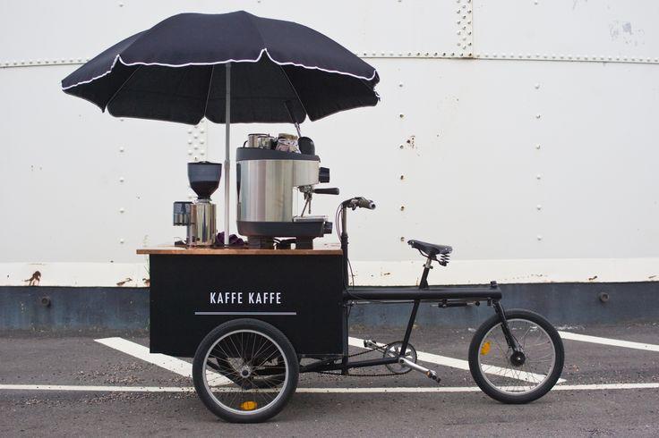 Our coffee bike / www.soderbergsara.se