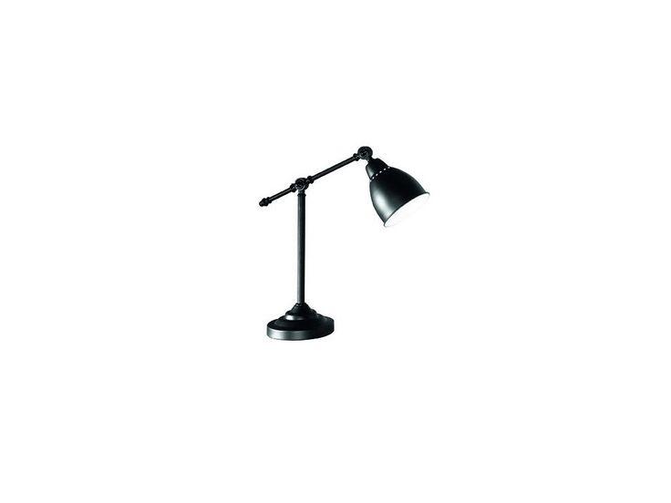 NEWTON TL1 NERO LAMPA STOLNÍ. Praktická stolní lampa z rodiny svítidel výrobce IDEALUX. Příjemně osvětlí Váš pracovní stůl - ať už doma či v kanceláři. Velkou výhodou je flexibilita provedení, která přináší možnost zaměřit paprsek na Vámi určenou...
