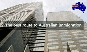 The Best Route to #AustralianImmigration... #morevisas  #AustralianImmigration #migratetoAustralia #AustraliaVisa  https://www.blog.morevisas.com/the-best-route-to-australian-immigration/
