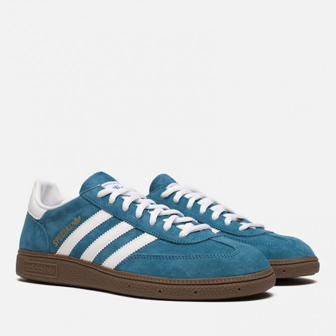 adidas Originals Spezial Blue/White. Article: 033620. Release: 2015.