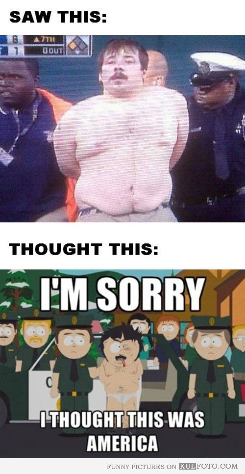 South Park Characters In Real Life (20 PHOTOS)