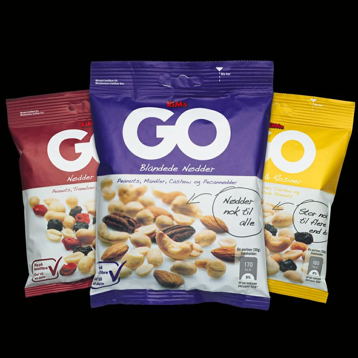 Redesign of GO nuts, AD Anna Just