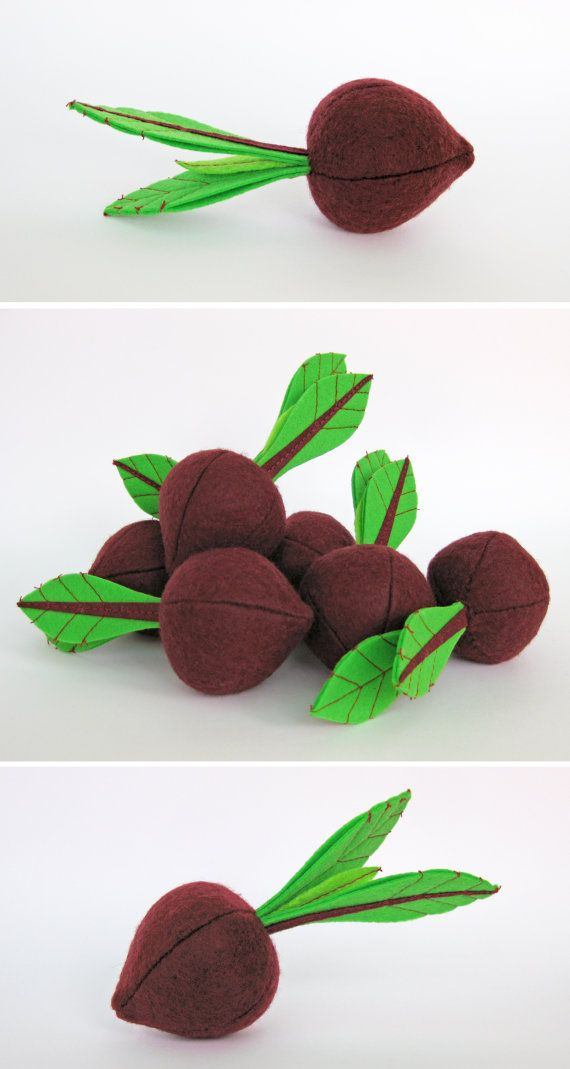 Realistic Toy Food : Images about felt food and toys on pinterest