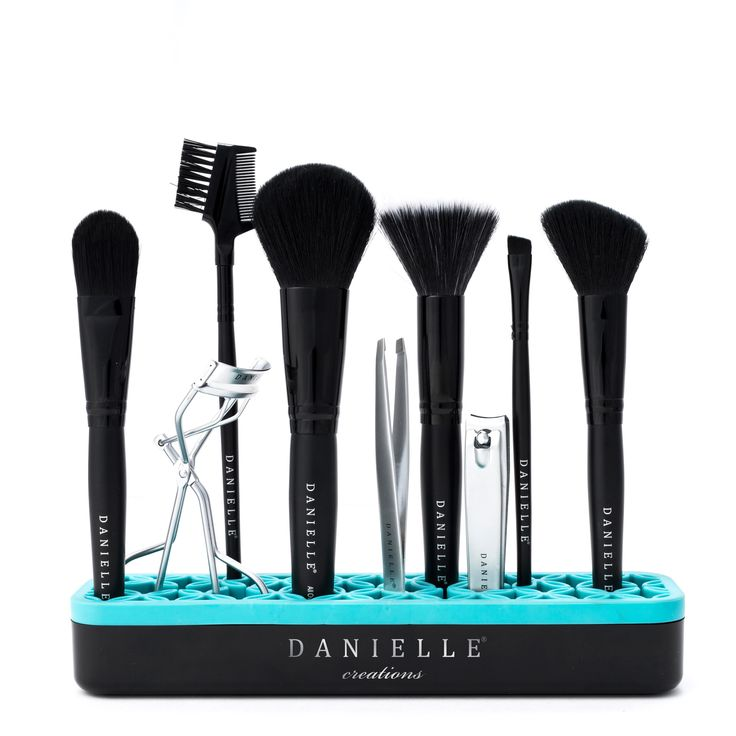 A beauty tool organizer has never been so stylish!