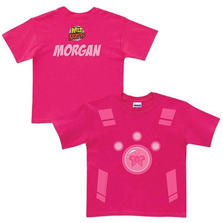94 best gifts e1 images on pinterest at walmart baby play and personalized wild kratts creature power suit girls pink t shirt negle Images
