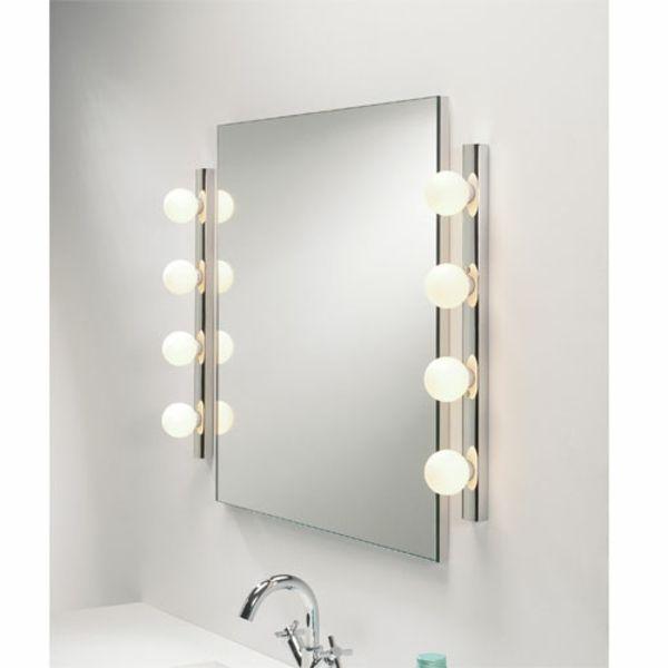 P es 1000 n pad na t ma eclairage salle de bain na - Miroir salle de bain avec eclairage ...