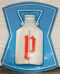 Sign from Perrette's depaneur
