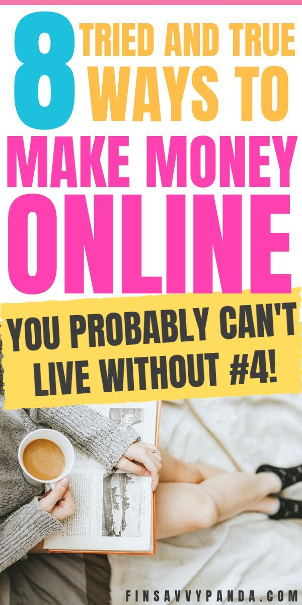 8 Real Ways To Make Money Online – Dheera Mallamapati