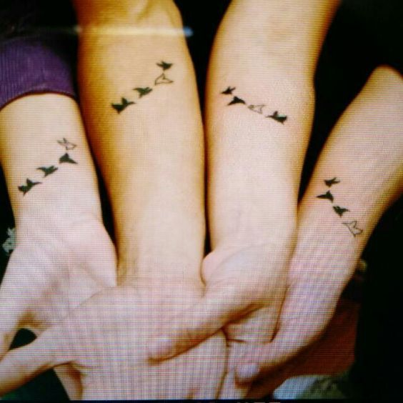 Tattoos for brothers, designs and incredible ideas