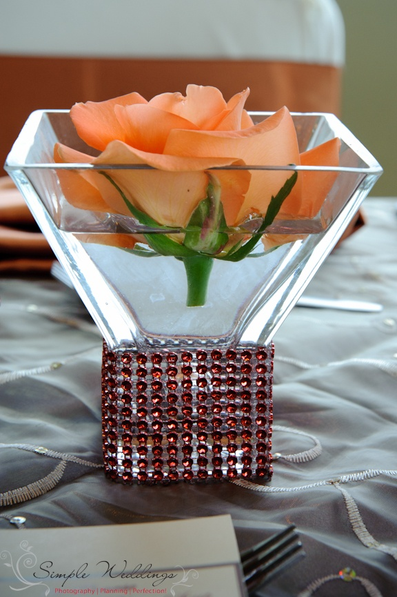 Best wedding reception table settings centerpieces