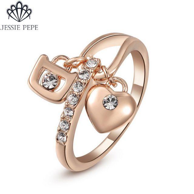 Jessie pepe italina ring aneis de diamante gemacht mit österreichischen kristall stellux hightquality welcomewholesale freeshipping # jp95111