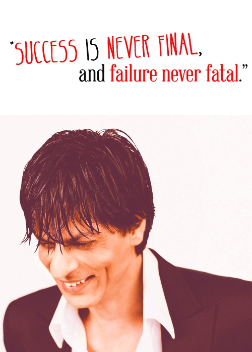 Shahrukh khan. King Khan