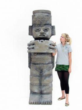 Aztec Statue Prop