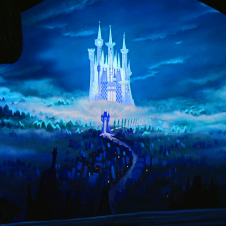 Michael Sporn Animation – Splog » Cinderella Multiplane ...