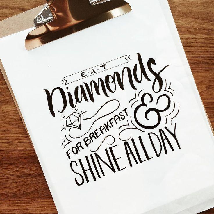 398 Best Images About Design Lettering On Pinterest