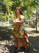 @malicescraftland & @rukolaonfire #collaborazioni #costumescenico #costumediscena #coroncina #craft #handmade #upcycling #recycled #fattoamanoconamore #riciclocreativo #stagecostume #handmadewithlove #giallo #amarillo #yellow #birdwoman #readytoperform #comingsoon #ready #artistidistrada #lavratoamano #uccello #scricciolo #copricapo #creativefire #rukolafire #newperformance #teatrodanza #welcometomyworld --> Follow me: www.instagram.com/malicescraftland/   --> fb…