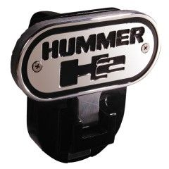 2006-2010 Hummer H3 Overapped Polished Hitch Step