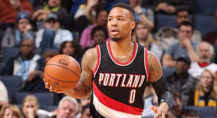 #SPOR Kulüp rekoru kırdı! Tam 59 sayı attı: Portland Trail Blazers, Moda Center'da ağırladığı Utah Jazz'ı, Damian Lillard'ın 59 sayıyla…