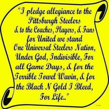 Steelers Fans Steeler Football Logo