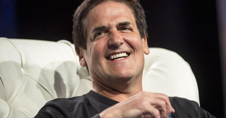 Mark Cuban offers himself up as Hillary Clinton's running mate, because, why not?