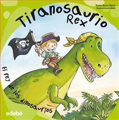 Tiranosaurio Rex (Rústica)
