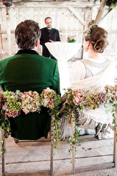 Hochzeit in Tracht #Bavarian #wedding